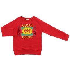 GUCCI/古驰 20年秋冬 百搭 男童 儿童卫衣/绒衫 483878X3G97图片