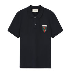 GUCCI/古驰棉质男士短袖T恤408322-X7333图片