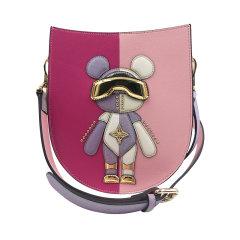 星际熊女包小包包女2020新款包时尚单肩包ins百搭手提包 小款图片