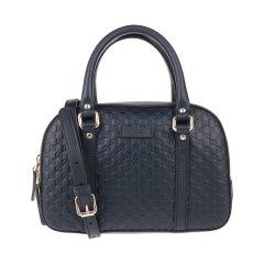 【包邮包税】GUCCI/古驰 女士双G时尚印花桶包 510289 BMJ1G图片