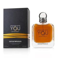 Giorgio Armani/乔治阿玛尼  你让我坚强加强版男士香水男士香水图片