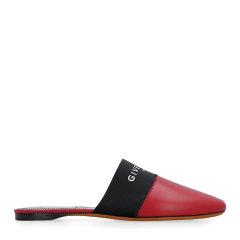 Givenchy/纪梵希 20年秋冬 百搭 女性 logo 平跟凉鞋 BE2002E01H图片