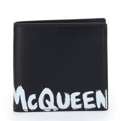 Alexander McQueen/亚历山大麦昆 21年春夏 百搭 男性 钱包 6021371NT6B图片