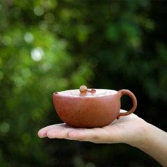 FANJ/梵匠 仿生器 宜兴紫砂壶茶壶 全手工石榴壶 容量220cc图片