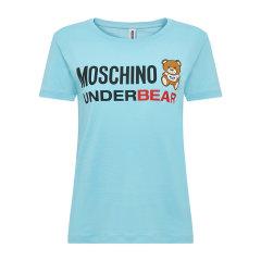 MOSCHINO/莫斯奇诺2020新款时尚字母款女士短袖T恤A190490030001图片