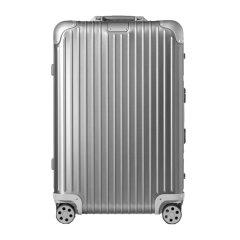 Rimowa 日默瓦 中性银色铝合金旅行箱登机箱行李箱 26寸图片