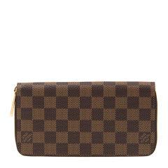 【包邮包税】Louis Vuitton/路易 威登  女士棋盘格长款钱包手拿包图片