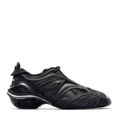 Balenciaga/巴黎世家 20年秋冬 百搭 男性 黑色 休闲运动鞋 617535 W2TA1 1000图片