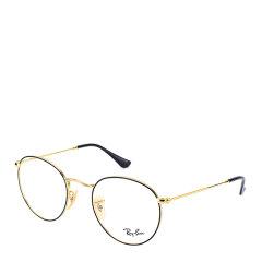 张艺兴 明星同款 Ray-Ban/雷朋 时尚 复古 圆形 男女款 超轻 光学镜架 金属 全框 近视 平光 眼镜框 眼镜架 RX3447V 50mm RayBan 雷朋图片