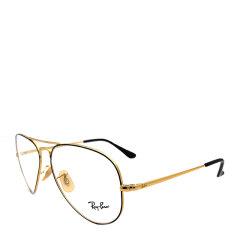 Ray-Ban/雷朋 个性 金属 飞行员 蛤蟆镜 男女款 光学镜架 近视 平光 眼镜框 眼镜架 RX6489 58mm RayBan 雷朋图片