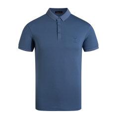 【20春夏】Ferrero Ross/费列罗斯 经典刺绣短袖T恤男士短POLO衫  LG19A01图片