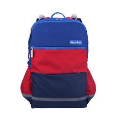 MoonRock/梦乐书包,香港品牌护脊减负初中小学生大容量双肩背包MR1    聚酯纤维图片