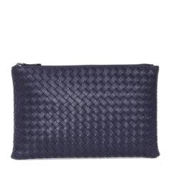 【包税】Bottega Veneta 宝缇嘉 男士羊皮经典编织商务休闲手拿包图片