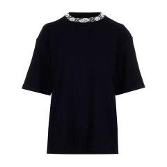 ACNE STUDIOS/ACNE STUDIOS 20年秋冬 百搭 女性 黑色 女士短袖T恤 CL0072BLACK图片