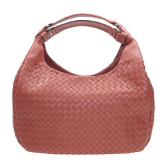 Bottega Veneta/宝缇嘉 VENETA系列 女士经典编织小羊皮大号手提包图片