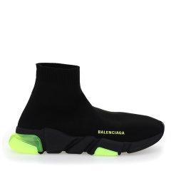Balenciaga/巴黎世家 20年秋冬 百搭 男性 logo 黑色 休闲运动鞋 607544W05GJ 1048图片