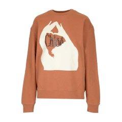 【20秋冬】CELINE/赛琳  女士长袖橙色针织衫毛衣 CHC19AJH20085262图片