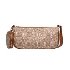 VH包包女包2020新款VANESSA HOGAN/VANESSA HOGAN 牛皮时尚子母包腋下包夏季单肩斜挎包图片