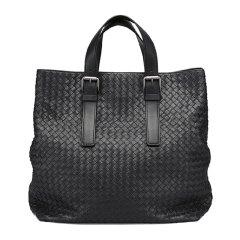 【包税】Bottega Veneta 宝缇嘉 男士羊皮经典编织商务公文包手提包图片