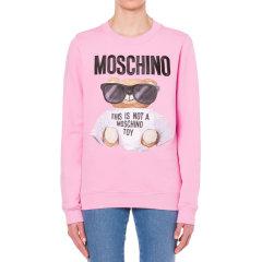 MOSCHINO/莫斯奇诺迷你泰迪熊棉质运动衫三色可选图片