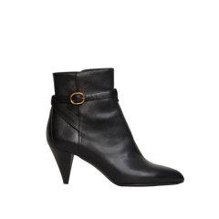 CELINE/赛琳  女士黑色高跟鞋 332573190C38NO图片