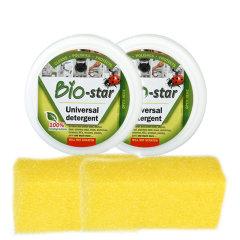 意大利进口厨具多功能清洁膏 不锈钢清洁剂  利快Biostar洁具多功能去污粉除锈剂(增亮抛光)图片