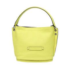 Longchamp/珑骧 亮黄色 黑色两款可选经典款皮质女士手提包 2084 770 E77图片