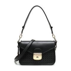 Longchamp/珑骧 三款可选 黑色皮质经典款女士通勤手提包单肩包袋 L2038 883 001图片