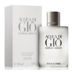 Giorgio Armani/乔治阿玛尼  寄情男士淡香水EDT30ml/50ml /100ml图片