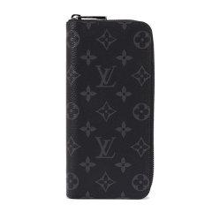 【包税】Louis Vuitton/路易威登  男包 经典ZIPPY 拉链钱夹竖款钱包图片