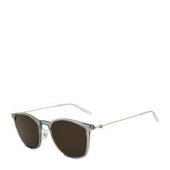 白敬亭明星同款 MontBlanc/万宝龙 简约 轻质 复古 方圆框 男女款 太阳镜 合金 全框 墨镜 眼镜 MB0098S 53mm MontBlanc 万宝龙图片