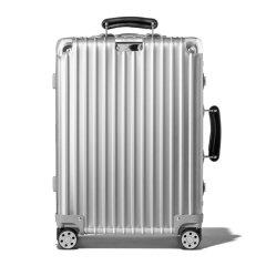 Rimowa/日默瓦 Classic系列 男女通用银色铝镁合金多功能摄影器材箱拉杆箱 21寸 26寸图片