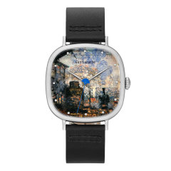 Guy Laroche/姬龙雪手表 Art Watches (Special Edition)系列手表女 法国手表 莫奈艺术博物馆授权艺术腕表 手表男图片
