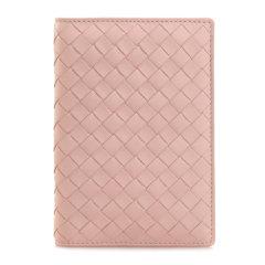 【包邮包税】Bottega Veneta/宝缇嘉 女士羊皮编织短款钱包钱夹图片