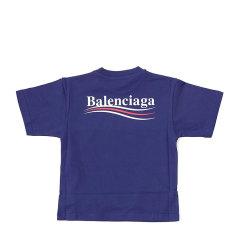 Balenciaga/巴黎世家 20年秋冬 百搭 男女童通用 儿童T恤 556155TIVB5图片