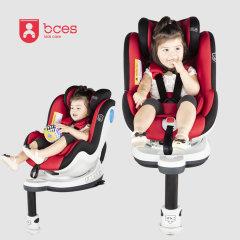 儿童安全座椅 0-4岁宝宝婴儿 360度旋转 BCES2101图片
