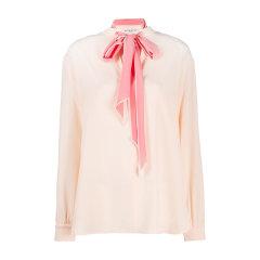 Givenchy/纪梵希 20年秋冬 百搭经典服装 女性 logo 女士长袖衬衫 BW60FG12EH图片