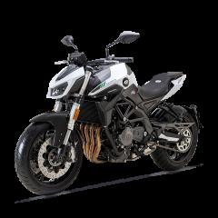 【预售】QJMOTOR 劲擎•追 追600国潮机车大排量四冲程摩托车图片