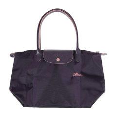 Longchamp/珑骧 20年秋冬 百搭 女性 黑色 手提包 2605.619_645图片