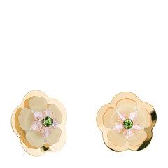 [20春夏] MIKSHIMAI/MIKSHIMAI BUTTERCUP FLOWER系列韩版女士耳钉图片