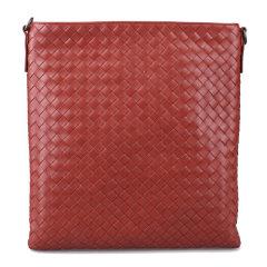 【包税】Bottega veneta 宝缇嘉 男士编织牛皮斜背包图片