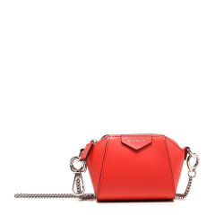 Givenchy/纪梵希 21年春夏 百搭 女性 单肩包 BB60D7B0XNBABY ANTIGONA饰链手袋图片