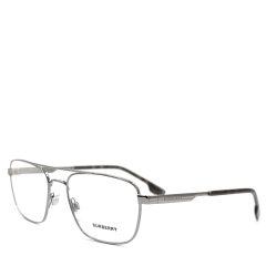 【免费配镜片】【新品】BURBERRY/博柏利 博柏利精神系列轻盈简约款都市达人双梁造型男士光学眼镜1340(适合亚洲人脸型)(舒适鼻托)(轻盈材质)图片
