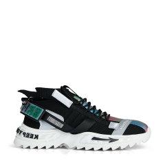 VBT 新款 飞织休潮鞋 男鞋 防滑 系带 透气鞋 运动休闲鞋 跑步鞋 老爹鞋图片