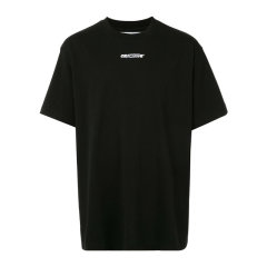 OFF-WHITE/OFF-WHITE 20秋冬 男装 服装 棉质后背箭头印花男士短袖T恤图片