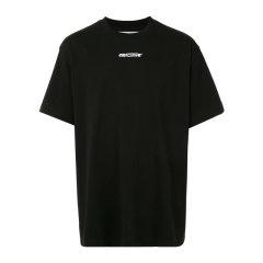 OFF WHITE/OFF WHITE 20秋冬 男装 服装 棉质后背箭头印花男士短袖T恤图片