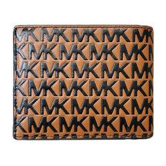 Michael Kors/迈克·科尔斯 MK女包     2020新款男士钱包手拿包卡包卡夹老花款 36S0LCOF2L图片