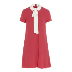 Red Valentino/Red Valentino 20年秋冬 百搭 女性 女士连衣裙 UR3VAF050W7图片