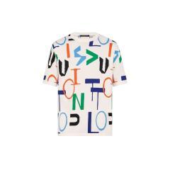 【包邮包税】 LOUIS VUITTON 20秋冬男士短袖t恤 1A7XEU图片