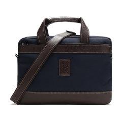 Longchamp/珑骧2020新品男士BOXFORD系列织物/配皮手提单肩斜挎包公文包1486080图片